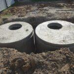 Накопительные ёмкости для канализации